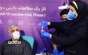 آغاز واکسیناسیون عمومی در شهرستان بهارستان