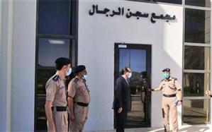 ۴۶ زندانی ایرانی در عمان آزاد میشوند