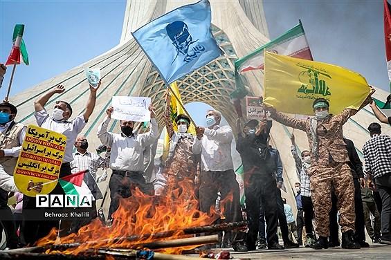 روز جـهانـی قـدس در تهران