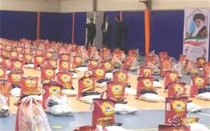 1000 بسته معیشتی در زاهدان توزیع شد