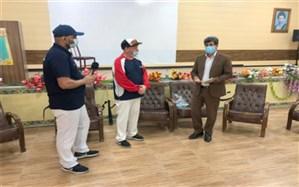 دوره آموزشی توجیهی بیسبال ۵  در بوشهر برگزار شد