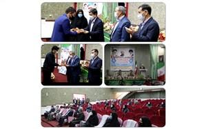 تجلیل از معلمان سرآمد آموزش و پرورش ناحیه 2 اردبیل