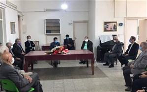 حضور مدیر کل آموزش و پرورش زنجان در کانون بازنشتگی فرهنگی استان و تقدیر از زحمات آنان