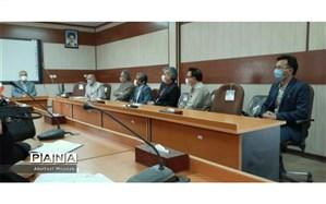 برگزاری نشست مدیران مدارس متوسطه دوم  شهرستان خلیل آباد
