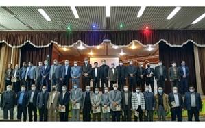 به مناسبت هفته گرامیداشت مقام معلم از 192 نفر از بازنشستگان آموزش و پرورش اهر تجلیل شد