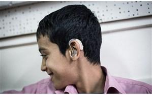 تلاش برای شکست سکوت دانشآموزان با آسیب شنوایی