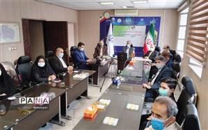 برگزاری جلسه بزرگداشت سالروز تأسیس سازمان دانش آموزی خراسان شمالی