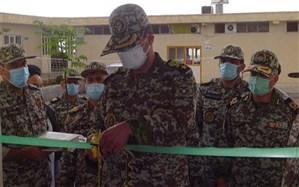 افتتاح ستاد فرماندهی سایتهای هفت تیر و شهید مطهری منطقه پدافند هوایی