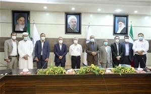 اهدای 259 عدد تبلت توسط شورای راهبردی شرکت های پتروشیمی منطقه پارس