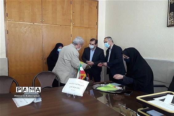 تجهیز و افتتاح اتاق بهداشت دبستان عصمت در منطقه 16