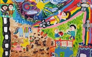 راهیابی کودکان و نوجوانان خوزستانی به مرحله نخست «اولین جشنوارهی جهانی نقاشی کودک کرمان»