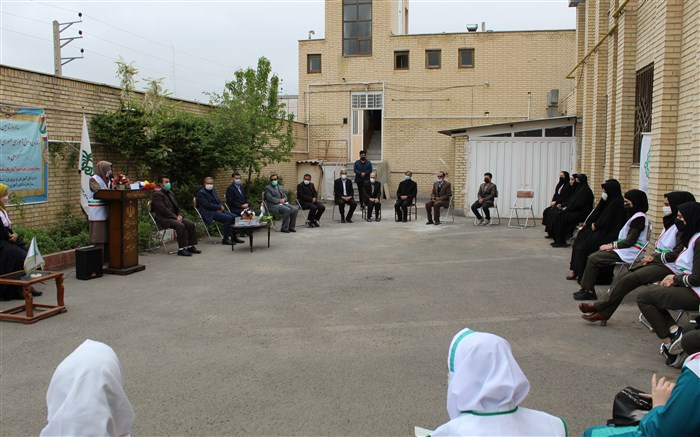 تجلیل از مربیان و دانشآموزان پیشتاز در سازمان دانشآموزی اردبیل
