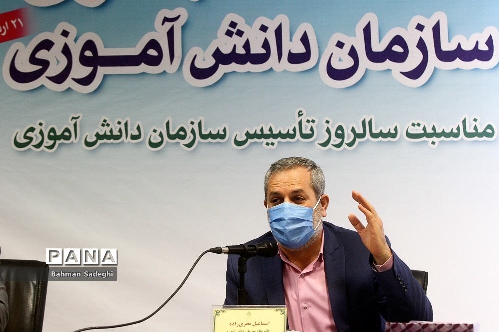 نشست خبری  قائم مقام  سازمان دانشآموزی
