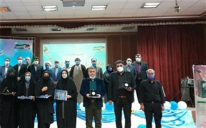 برگزاری مراسم  تجلیل از معلمین،مدیران،معاونین سرآمدشهرستان قرچک