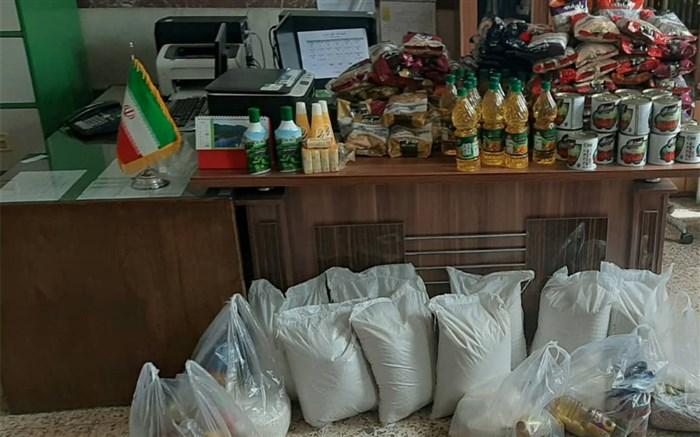 پویش همدلی و اهدای ۵ هزار بسته معیشتی به خانوادههای بیبضاعت در ماه مبارک رمضان
