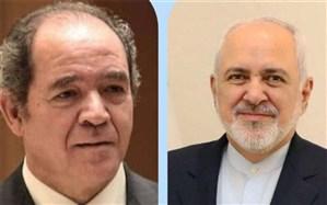 ایران و الجزایر بر تقویت همکاریهای دو جانبه تاکید کردند