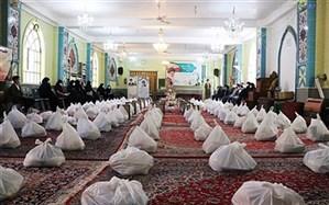 جلسه کمک های مومنانه آموزش و پرورش ناحیه ۵ تبریزدر امامزاده ابراهیم برگزار شد