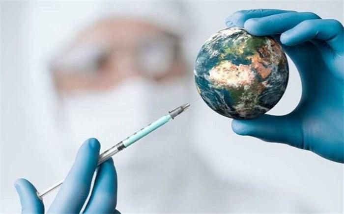 واکسیناسیون کرونا در جهان