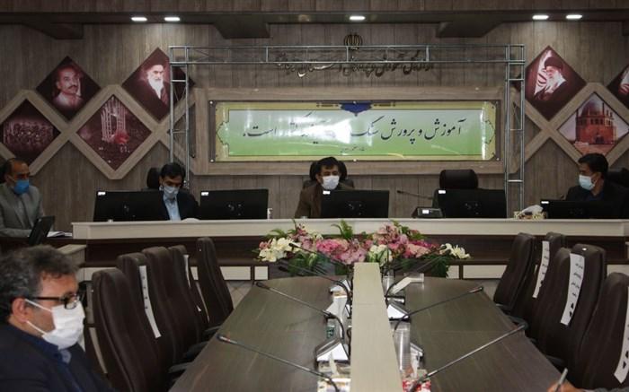استقرار ستاد اجرایی فعالیت های تابستانی دانش آموزان در استان یک فرصت ارزشمند است