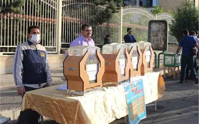 پایگاه های جمع آوری زکات فطره در محل های برگزاری نماز عید فطر دایر می شود