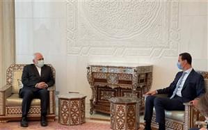 ظریف اعلام کرد: حمایت ایران از انتخابات در سوریه