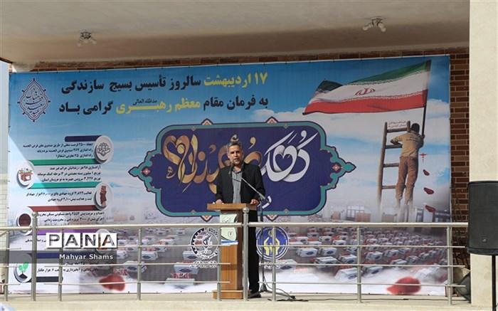 توزیع ۶ هزار بسته معیشتی در قالب رزمایش کمک های مومنانه در خوزستان