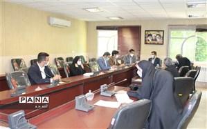برگزاری نشست کمیته علمی- اجرایی نماد در شهرستان پیشوا