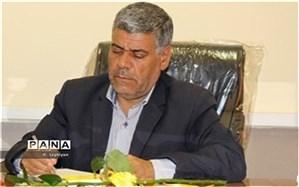 پیام تبریک مدیر سازمان دانش آموزی استان اصفهان به مناسبت فرا رسیدن عید فطر