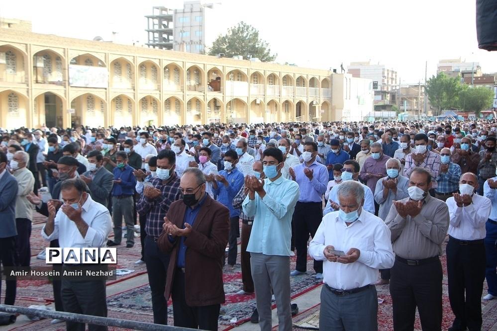 برگزاری نماز عید فطر در یزد