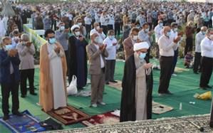 نماز عید فطر در بوشهر برگزار شد
