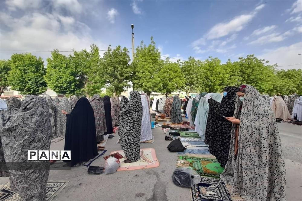 برگزاری نماز عید سعید فطر در استان البرز