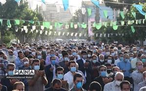 نماز عید سعید فطر در سراسر کشور برگزار شد