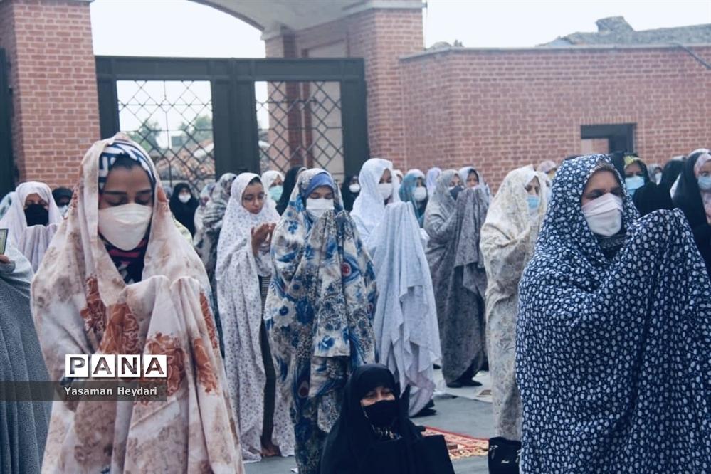 برگزاری نماز عید سعیدفطر در گرگان