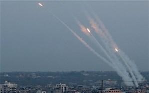 ۳ فروند موشک از لبنان به شمال اسرائیل شلیک شد