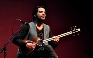 گام سوم علی قمصری با تار ایرانی