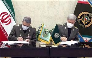 امضای توافقنامه تولید هزار پهپاد توسط وزارت دفاع