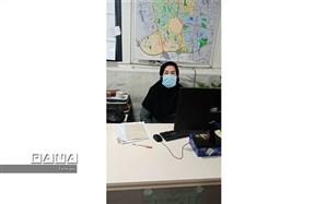 برگزاری وبینار آموزشی ناظران بهداشت حوزه های امتحان نهایی منطقه ۱۱