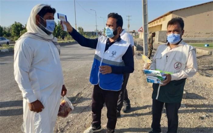 تداوم طرح شهید سلیمانی برای مقابله با کرونا در سیستان و بلوچستان