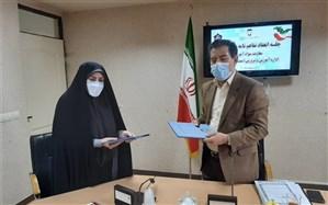انعقاد تفاهم نامه همکاری مشترک بین اداره آموزش و پرورش استثنایی و معاونت سوادآموزی شهر تهران