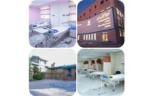 پروژههای حوزه سلامت دانشکده علوم پزشکی نیشابور افتتاح شد