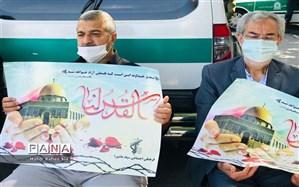 بیانیه مردم تهران در محکومیت جنایت رژیم غاصب اسرائیل