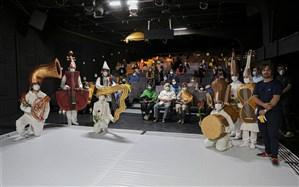 اجرای نمایش موزیکال «جنگ و صلح» در تالار چارسو