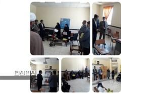 457 دانش آموز در مرحله استانی مسابقات قرآن ، عترت و نماز به رقابت پرداختند