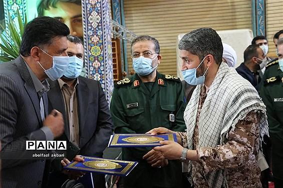 افتتاح طرح ملی جبهه خرمشهرها در بابلسر