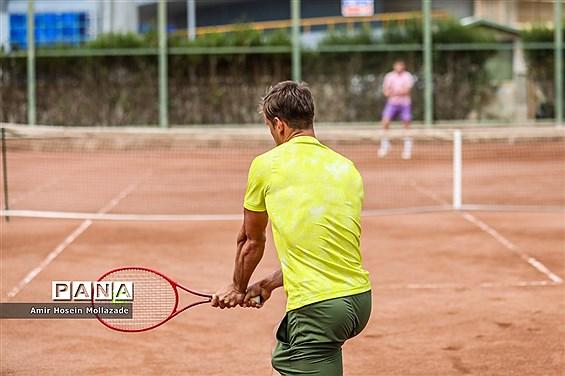 مسابقات تور جهانی تنیس زیر ۱۸ سال در ارومیه