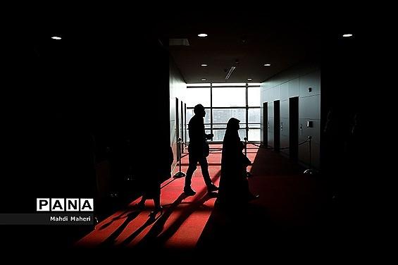 دومین  روز از سی و هشتمین جشنواره جهانی فیلم فجر