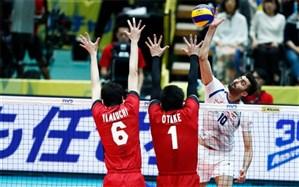 شوک ساموراییها به والیبال ایران؛ آلکنو با شکست استارت زد