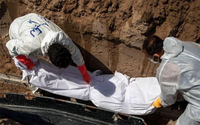 رکورد مبتلایان و فوتیهای موج پنجم کرونا شکسته شد