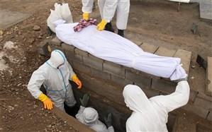 آمار مبتلایان و فوتیهای کرونا بازهم افزایش یافت