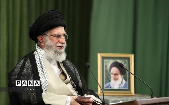 ارتباط تصویری نمایندگان مجلس شورای اسلامی با رهبر انقلاب